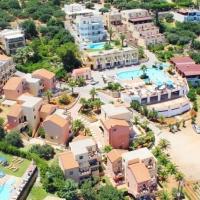 Asterias Village Apartments Hotel **** Kréta, Hersonissos