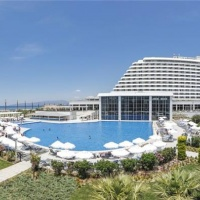 Palm Wings Ephesus Hotel And Resorts ***** Kusadasi (ex.Sürmeli Efes Hotel)