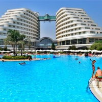 Hotel Miracle Resort ***** Antalya