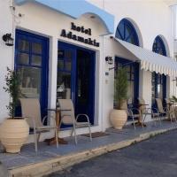 Hotel Adamakis ** Kréta, Hersonissos