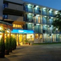 Hotel Pliska ** Napospart