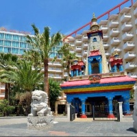 Hotel Sol Katmandu Park & Resort **** Magaluf