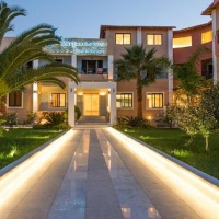 Hotel Mediterranean Beach ****+ Zakynthos város