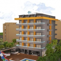 Hotel Arsi Paradise Beach **** Alanya