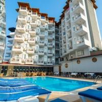 Hotel Azak Beach *** Alanya