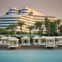 Hotel Titanic Beach Lara ***** Antalya