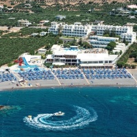 Hotel Sunshine Crete Beach **** Kréta, Ierapetra