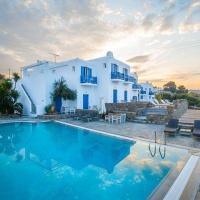 Hotel Vienoula's Garden **** Mykonos, Mykonos város