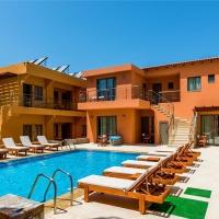 Hotel Miramare (Annex High Beach) *** Kréta, Malia