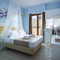 Hotel Georgia *** Kréta, Amoudara