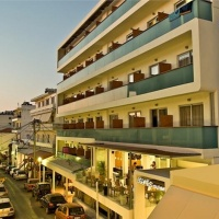 Hotel Atlantis City *** Rodosz, Rodosz város