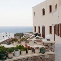 Hotel Epavlis **** Santorini, Kamari