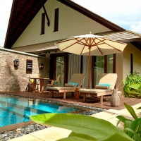 The H Resort Beau Vallon Beach ***** Mahe