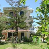 Akti apartmanház - Lefkada, Nidri