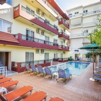 Alea Hotel *** Rodosz, Ialyssos