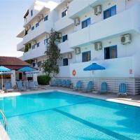 Nathalie Hotel *** Rodosz, Ixia