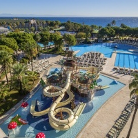 Alva Donna World Palace Hotel *****Kemer