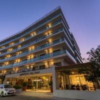 Manousos City Hotel *** Rodosz, Rodosz város
