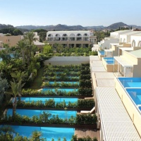 Ixian All Suites Hotel ***** Rodosz, Ixia