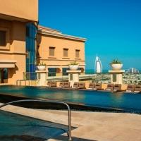Sheraton Mall of the Emirates Hotel ***** Dubai (Wizzair járattal Budapestről)