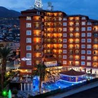Hotel Villa Moon Flower Aparts & Suites**** Alanya