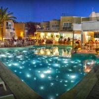 Hotel Nefeli **** Kréta, Rethymno