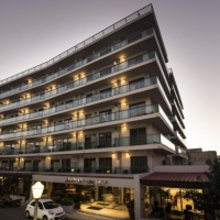 Hotel Manousos *** Rodosz
