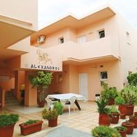 Alexandros Apartman - Nyugat-Kréta, Agia Marina
