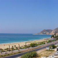 Nyaralás Törökországban: Melissa Kleopatra Hotel ***