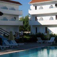 Pylea Beach Hotel *** Rodosz