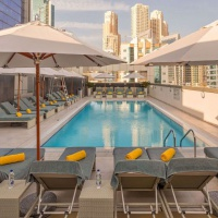 Atana Hotel**** Dubai (közvetlen Emirates járattal Budapestről)