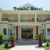 Damia Hotel ** Korfu