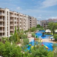 Hotel Cascadas Family Resort *** Burgasz