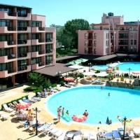 Hotel Izola Paradise **** Napospart