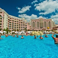 Hotel DIT Majestic Beach Resort  **** Napospart (Nyár)