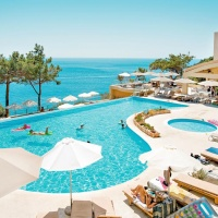 Hotel Akrotiri Beach **** Korfu, Paleokastritsa