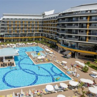 Hotel Senza The Inn Resort & Spa ***** Alanya