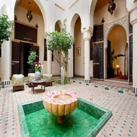 Hotel Angsana Riad Collection **** Marrakesh