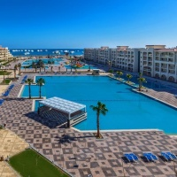 Hotel Pickalbatros Albatros White Beach ***** Hurghada
