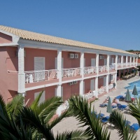 Angelina Hotel *** Korfu