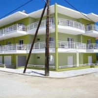 Klio Apartmanház - Chalkidiki  (Sarti)