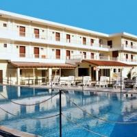 Hotel Prassino Nisi ** Korfu (Moraitika) Busszal vagy Repülővel