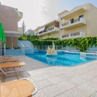 Emilia apartmanház - Kréta, Rethymno