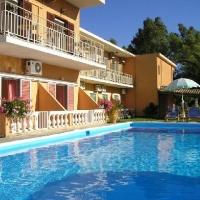 River Apartmanház - Korfu, Messonghi